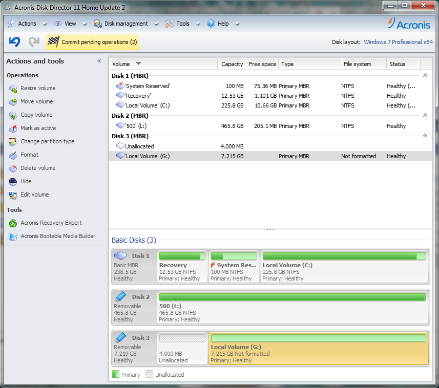 acronis disk director 12.0.0.3223